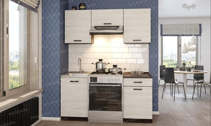 Кухонный гарнитур Мальва 1,6 м фото | интернет-магазин Складно