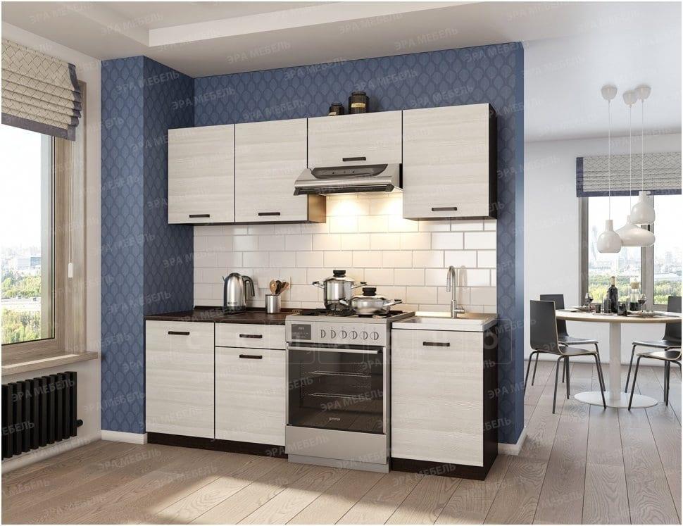 Кухонный гарнитур Мальва 2,1 м фото 1 | интернет-магазин Складно