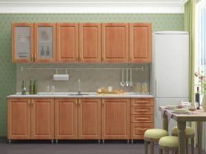 Кухонный гарнитур Венеция 2,5 м 16790 рублей, фото 3 | интернет-магазин Складно