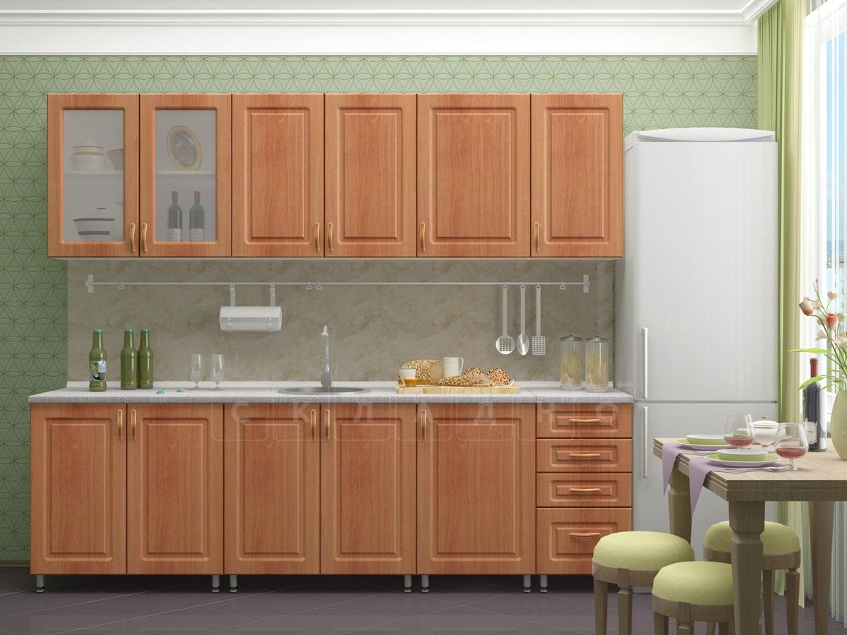 Кухонный гарнитур Венеция 2,5 м фото 3 | интернет-магазин Складно