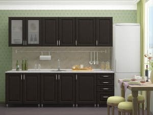 Кухонный гарнитур Венеция 2,5 м 16790 рублей, фото 2 | интернет-магазин Складно