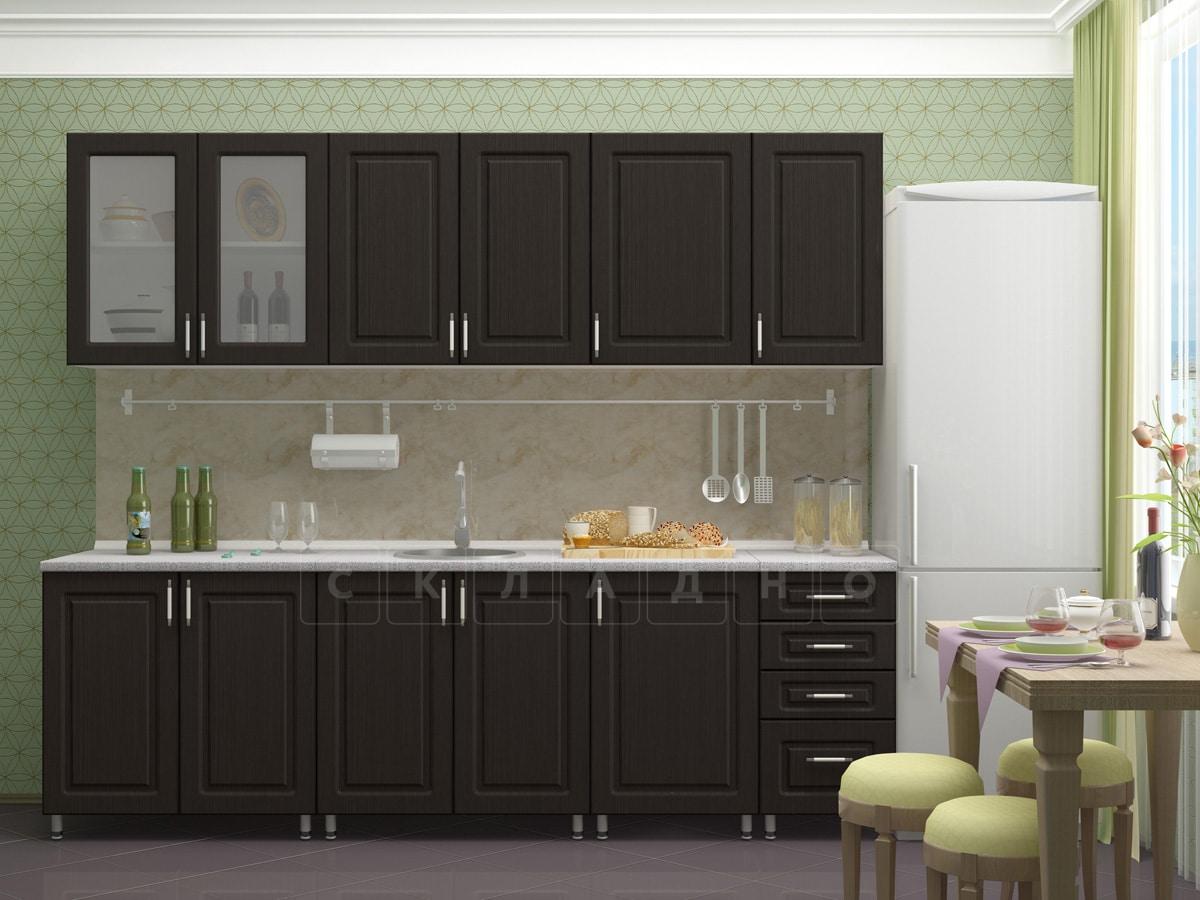 Кухонный гарнитур Венеция 2,5 м фото 2 | интернет-магазин Складно