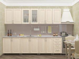 Кухонный гарнитур Венеция 2,6 м 25420 рублей, фото 3   интернет-магазин Складно