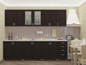 Кухонный гарнитур Венеция 2,6 м  25420  рублей, фото 1   интернет-магазин Складно