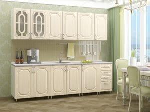 Кухонный гарнитур Жасмин 2,5 м  25990  рублей, фото 1 | интернет-магазин Складно