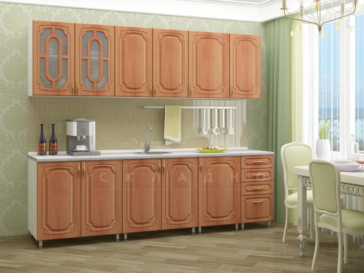 Кухонный гарнитур Жасмин 2,5 м фото 2 | интернет-магазин Складно