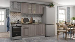 Кухонный гарнитур Хозяйка 1,5 м 12890 рублей, фото 4 | интернет-магазин Складно
