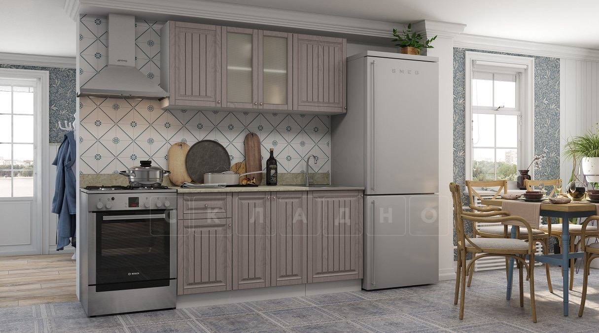 Кухонный гарнитур Хозяйка 1,5 м фото 4 | интернет-магазин Складно