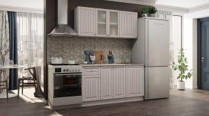 Кухонный гарнитур Хозяйка 1,5 м 12890 рублей, фото 3 | интернет-магазин Складно