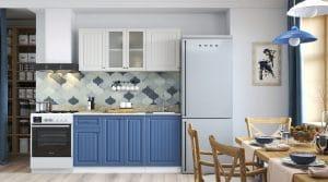 Кухонный гарнитур Хозяйка 1,5 м  12890  рублей, фото 1 | интернет-магазин Складно