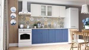 Кухонный гарнитур Хозяйка 2,0 м 15880 рублей, фото 2 | интернет-магазин Складно