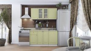 Кухонный гарнитур Хозяйка 1,5 м 12890 рублей, фото 2 | интернет-магазин Складно