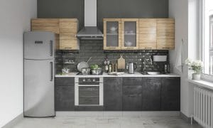 Кухонный гарнитур Шале 320 см  32990  рублей, фото 1 | интернет-магазин Складно