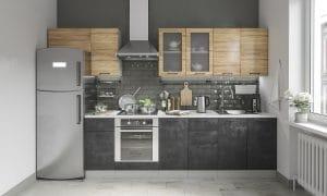 Кухонный гарнитур Шале 320 см 32990 рублей, фото 2 | интернет-магазин Складно