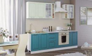 Кухонный гарнитур Модена 2,5 м фото | интернет-магазин Складно