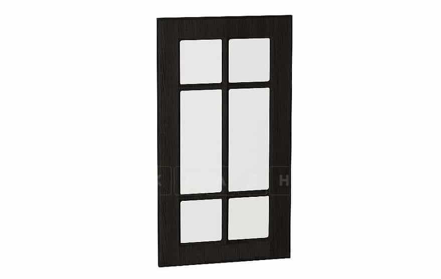 Кухонный навесной шкаф со стеклом Модена ШВС30 фото 2 | интернет-магазин Складно