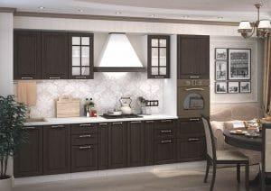 Кухонный гарнитур Модена 3,1 м  43980  рублей, фото 1 | интернет-магазин Складно