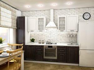 Кухонный гарнитур Модена 2,8 м 27510 рублей, фото 1 | интернет-магазин Складно