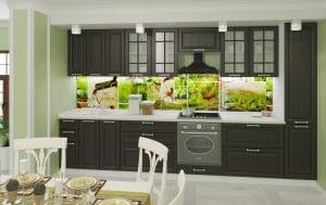 Кухонный гарнитур Модена 3,5 м фото | интернет-магазин Складно