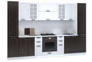 Кухонный гарнитур Модена 3,2 м фото | интернет-магазин Складно