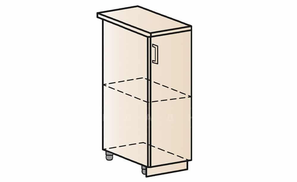 Кухонный шкаф напольный Модена ШН20 фото 1 | интернет-магазин Складно