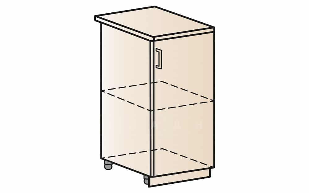 Кухонный шкаф напольный Модена ШН40 фото 1 | интернет-магазин Складно