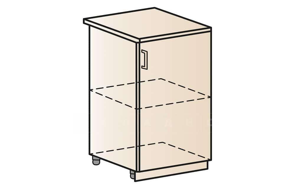 Кухонный шкаф напольный Модена ШН50 фото 1 | интернет-магазин Складно