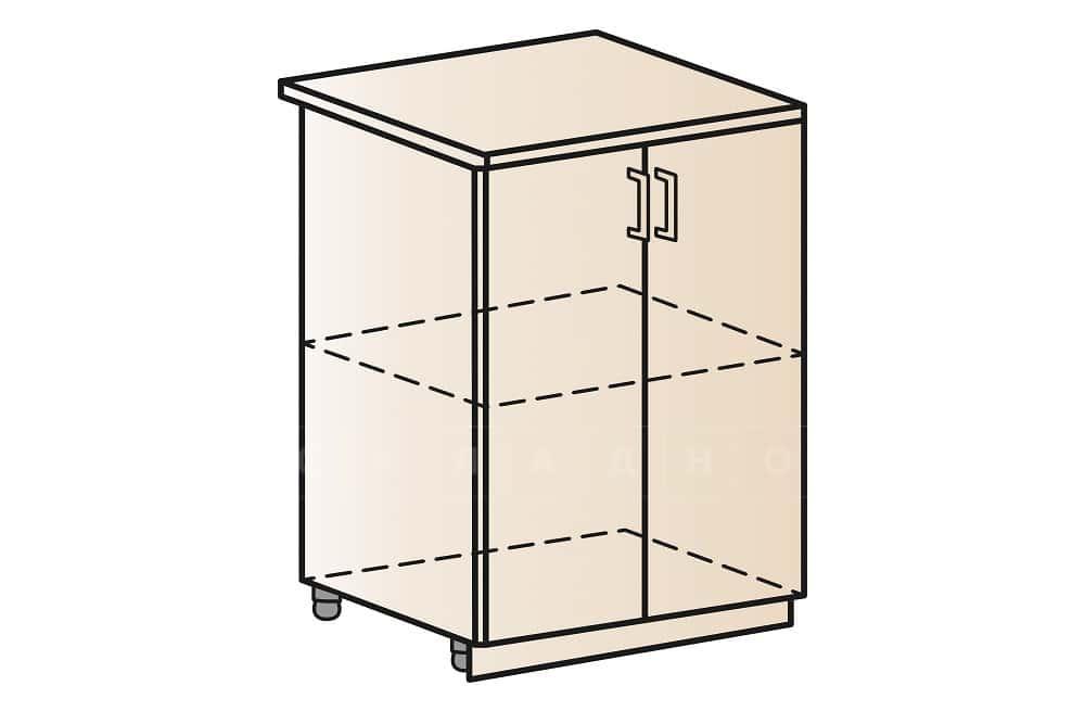 Кухонный шкаф напольный Модена ШН60 фото 1 | интернет-магазин Складно