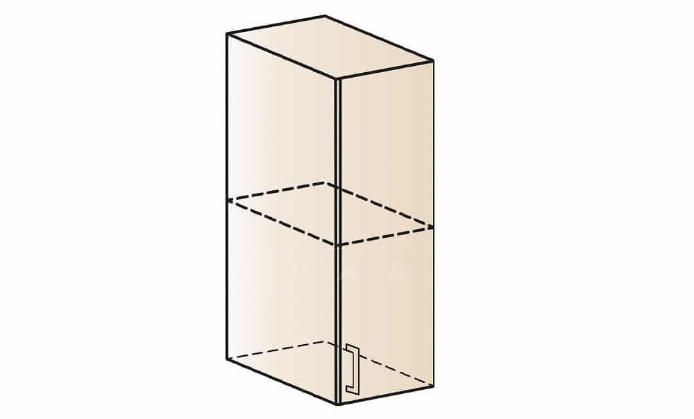 Кухонный навесной шкаф Модена ШВ20 фото 1 | интернет-магазин Складно