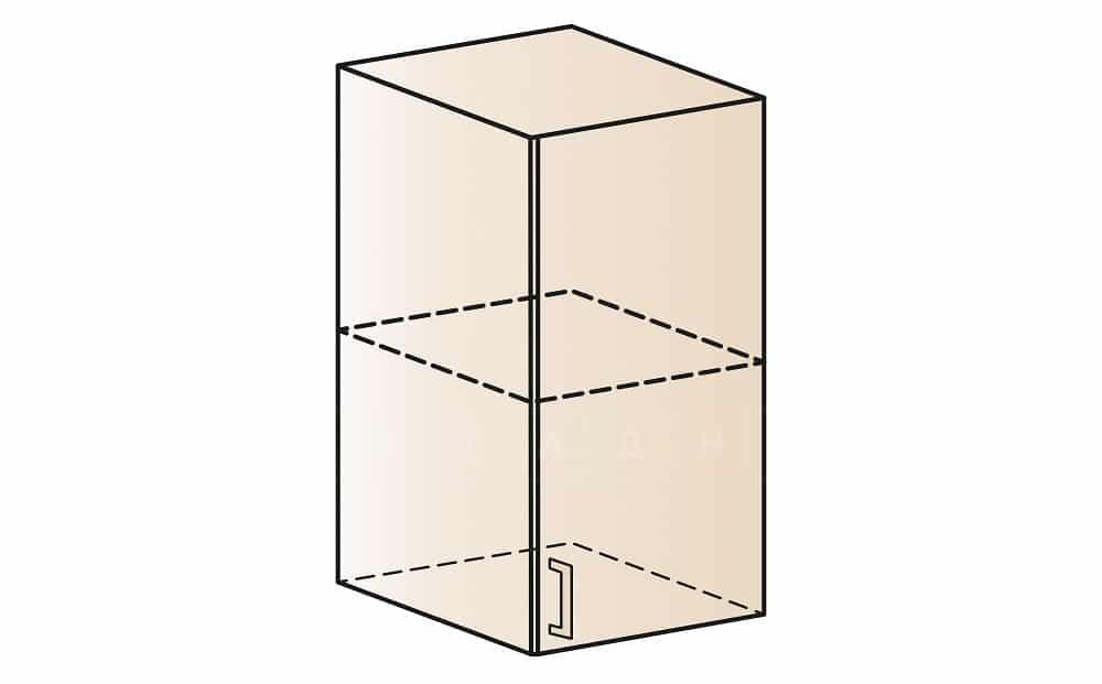 Кухонный навесной шкаф Модена ШВ40 фото 1 | интернет-магазин Складно