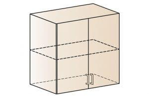 Кухонный навесной шкаф Модена ШВ80 фото | интернет-магазин Складно