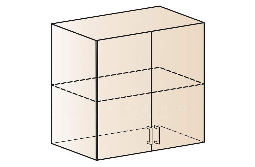 Кухонный навесной шкаф Модена ШВ80 фото 1 | интернет-магазин Складно