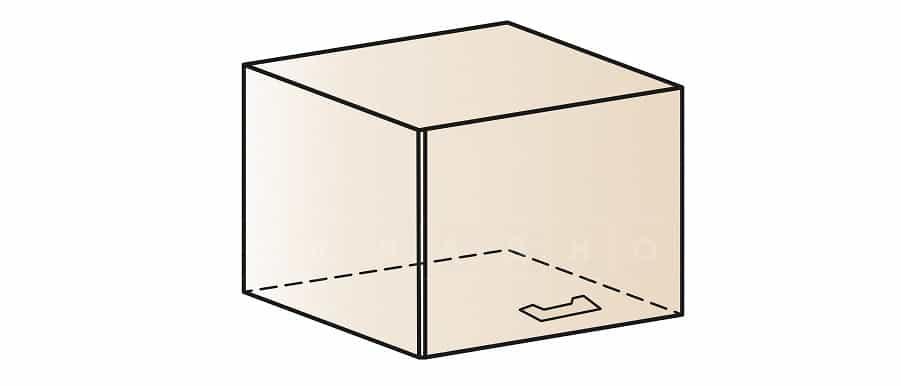 Кухонный навесной шкаф газовка Модена ШВГ50 фото 1 | интернет-магазин Складно