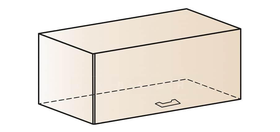 Кухонный навесной шкаф газовка Модена ШВГ80 фото 1 | интернет-магазин Складно