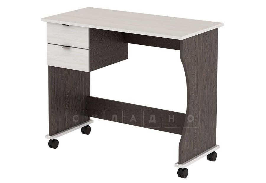 Компьютерный стол 7 на колесиках фото 1 | интернет-магазин Складно