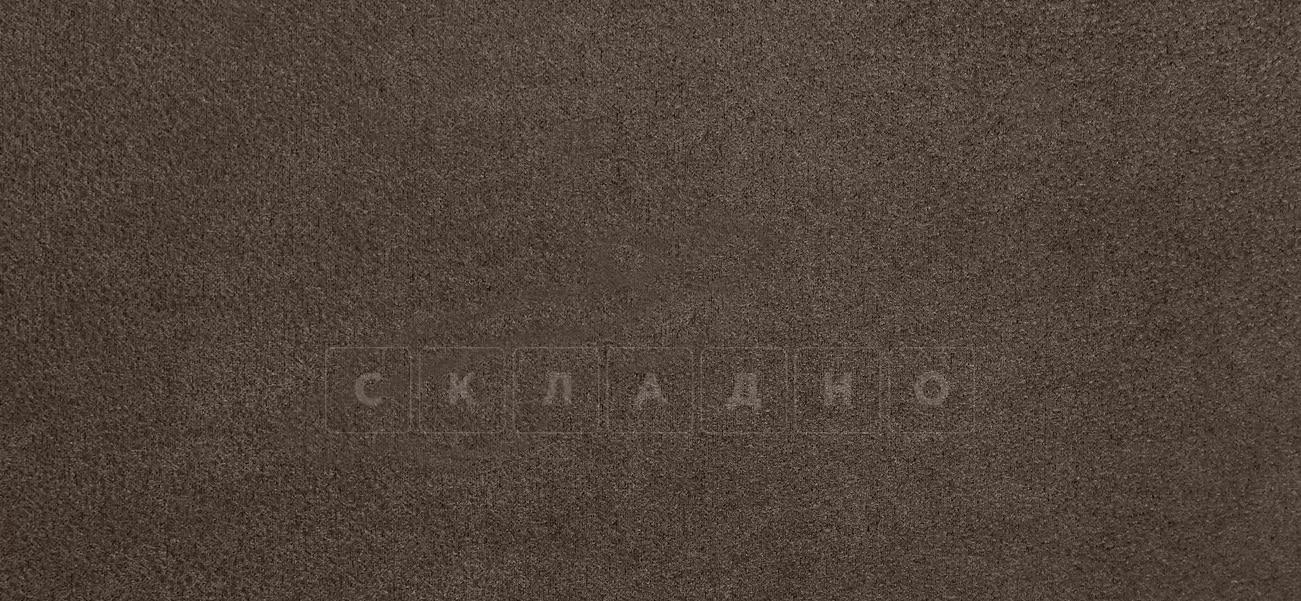 Диван прямой трехместный Честер на ножках коричневый фото 10 | интернет-магазин Складно