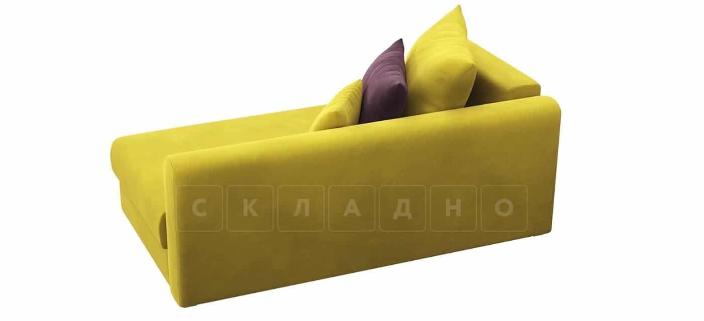 Детский диван Медисон горчичный правый фото 4 | интернет-магазин Складно