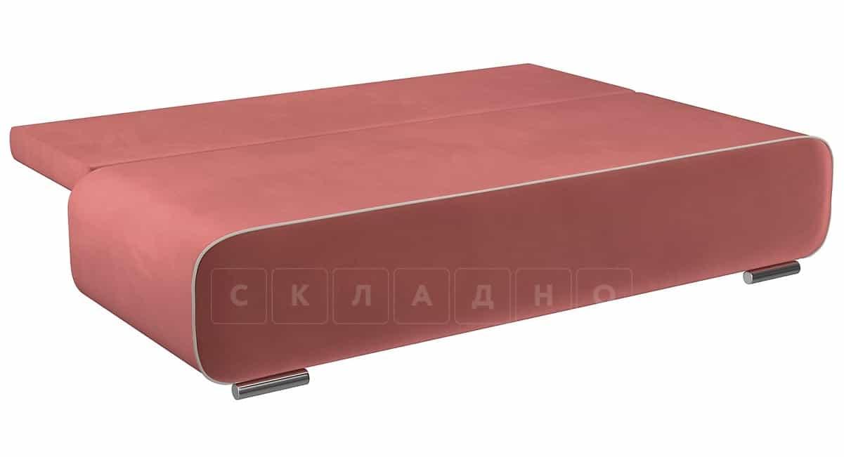 Диван еврокнижка Лаки пурпурный фото 4 | интернет-магазин Складно
