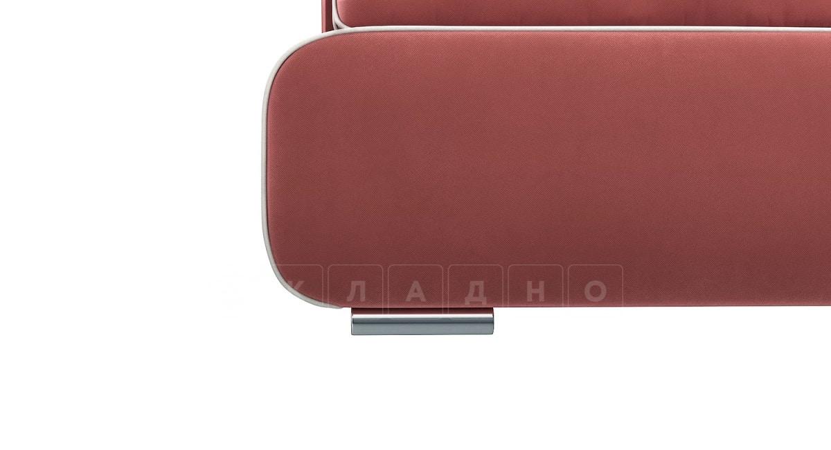 Диван еврокнижка Лаки пурпурный фото 6 | интернет-магазин Складно