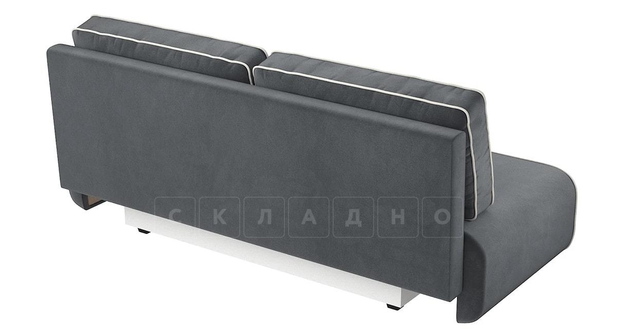 Диван еврокнижка Лаки серый фото 3   интернет-магазин Складно