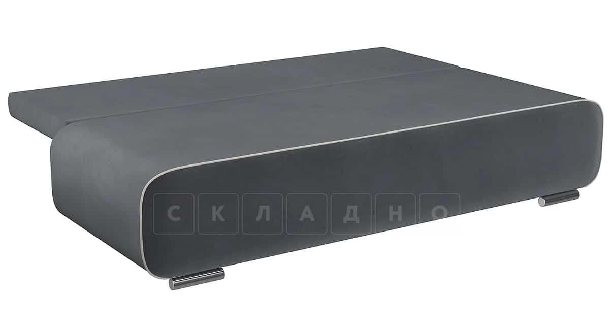 Диван еврокнижка Лаки серый фото 4   интернет-магазин Складно