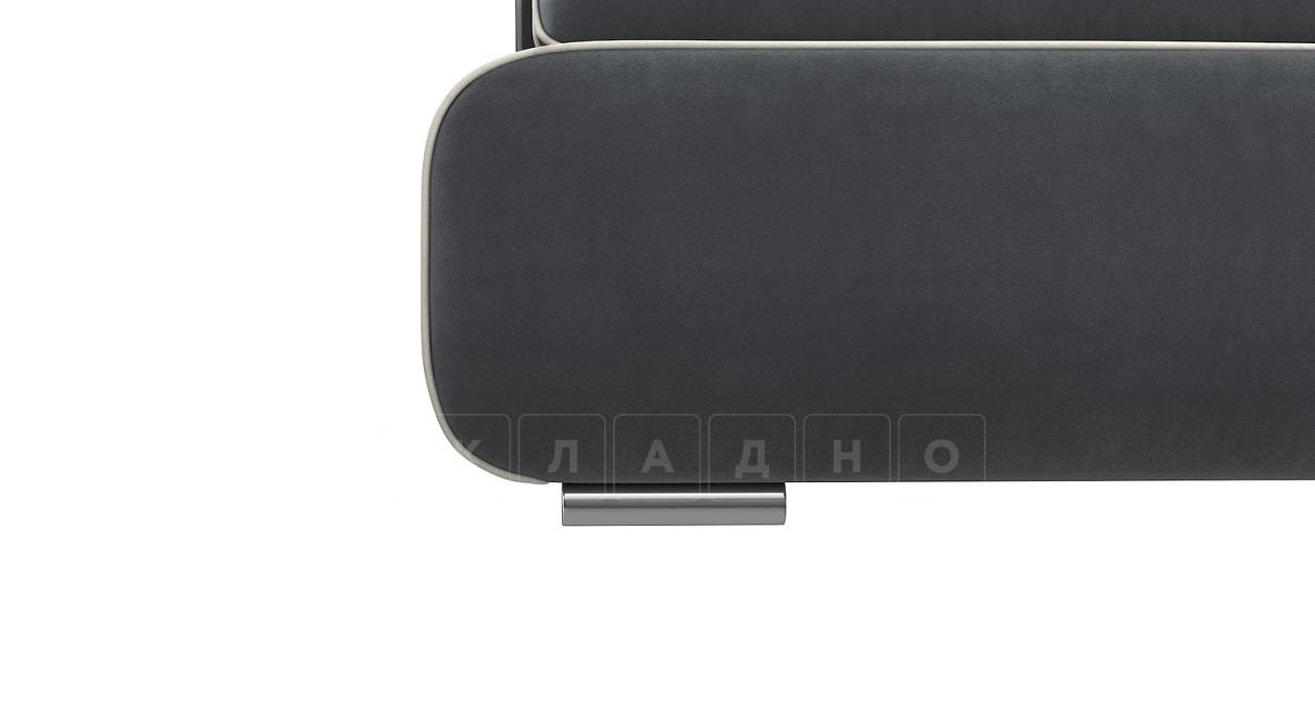 Диван еврокнижка Лаки серый фото 6   интернет-магазин Складно