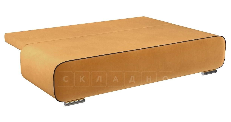 Диван еврокнижка Лаки желтый фото 4 | интернет-магазин Складно