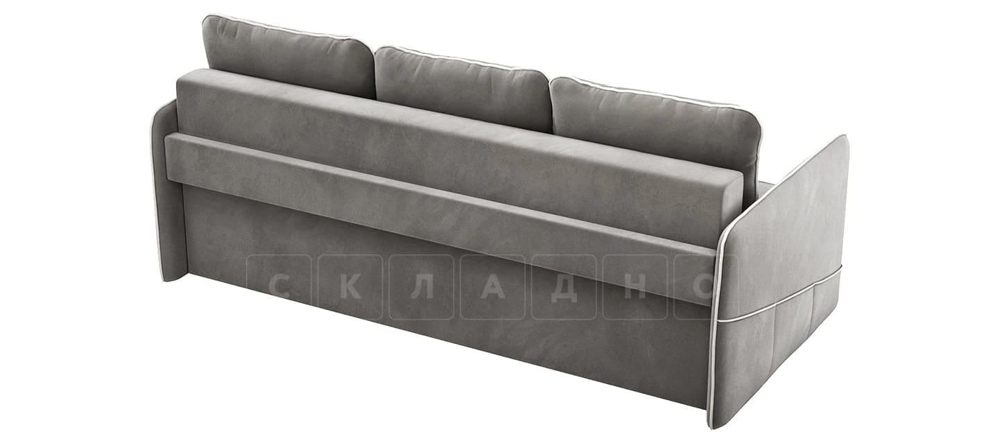 Диван с узкими подлокотниками Слим темно-серый фото 4 | интернет-магазин Складно