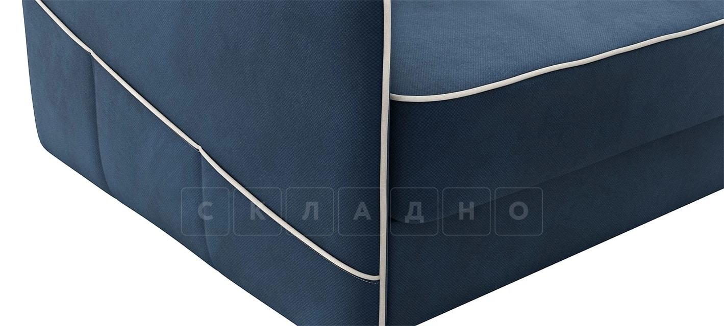Диван угловой Слим темно-синий правый фото 6 | интернет-магазин Складно