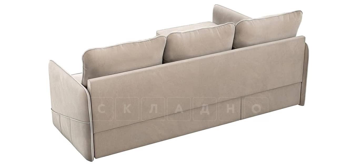Диван угловой Слим бежевый левый фото 4   интернет-магазин Складно