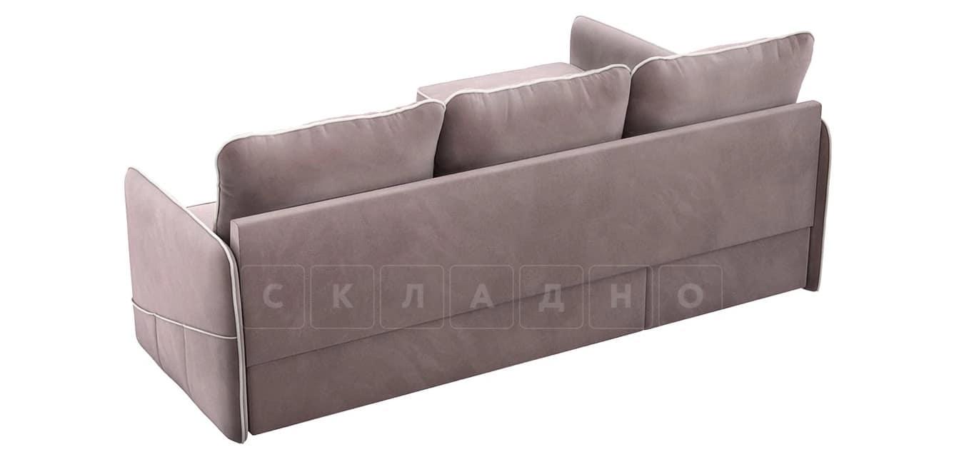 Диван угловой Слим светло-розовый левый фото 3   интернет-магазин Складно
