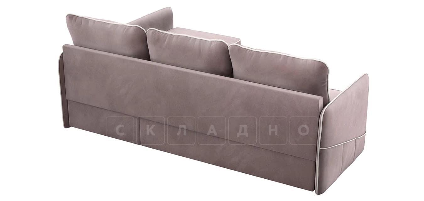 Диван угловой Слим светло-розовый правый фото 3 | интернет-магазин Складно