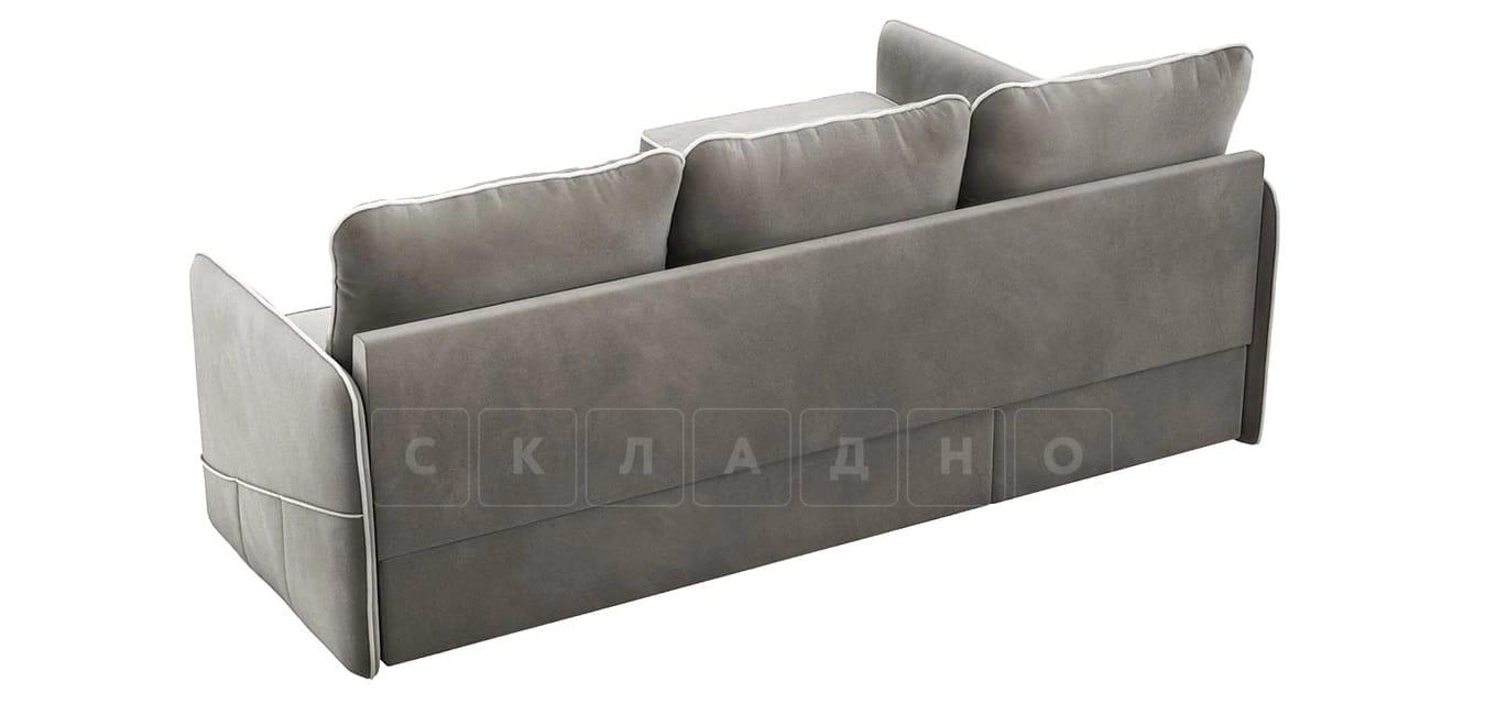 Диван угловой Слим темно-серый левый фото 3 | интернет-магазин Складно