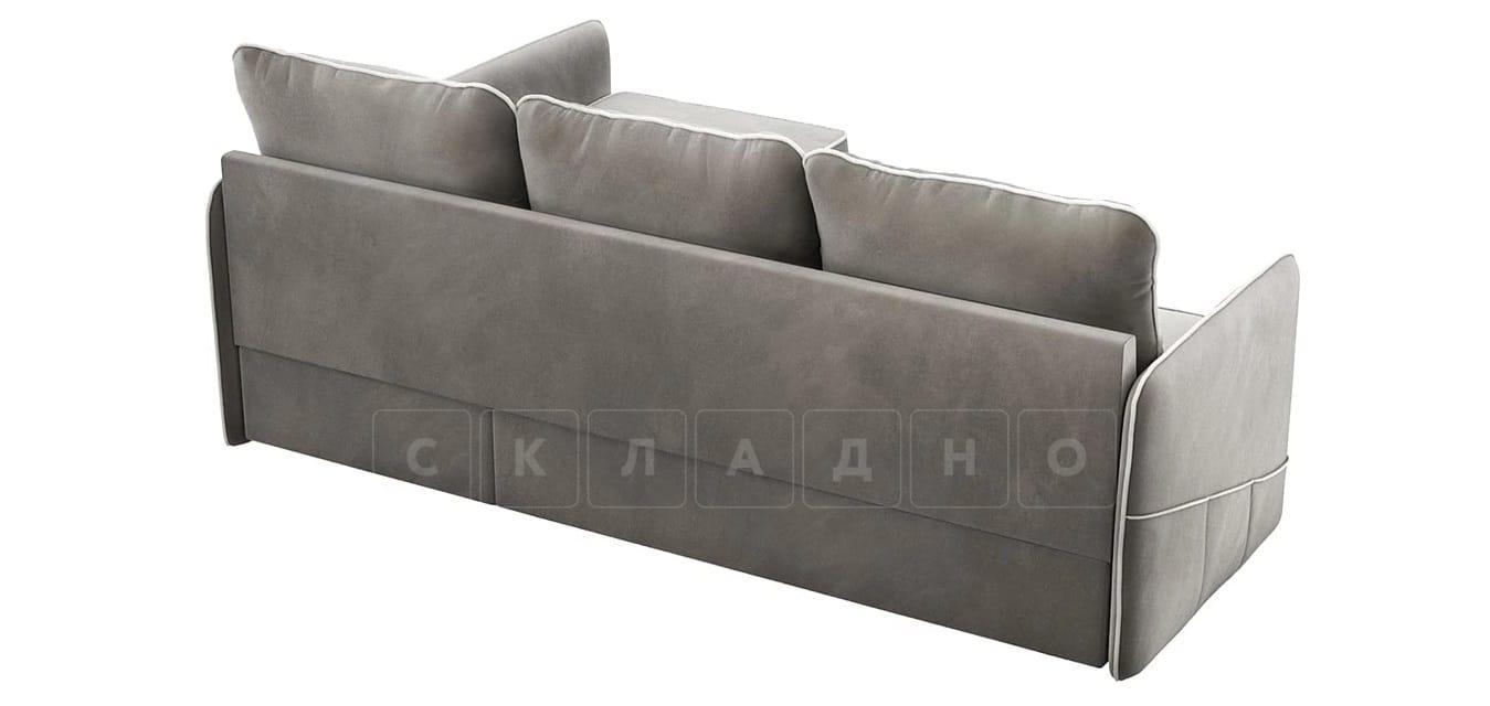 Диван угловой Слим темно-серый правый фото 3 | интернет-магазин Складно